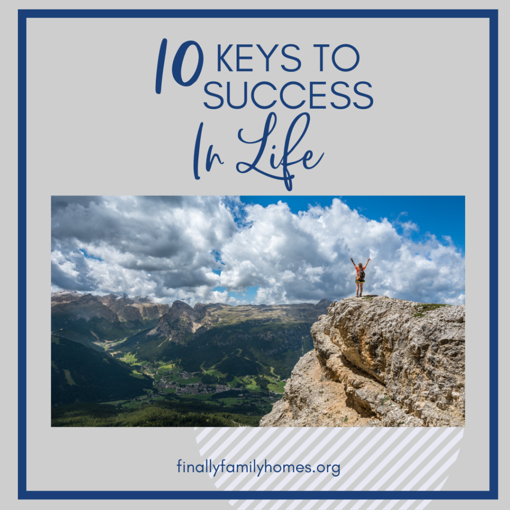 10 tips to be successful