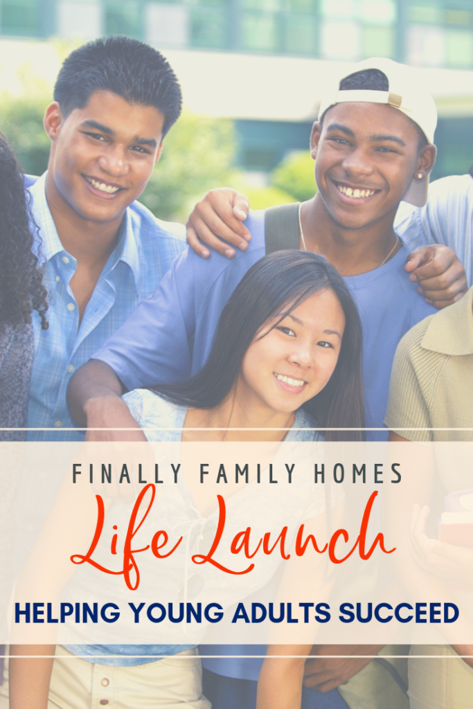 Life Launch - a transition aged youth program
